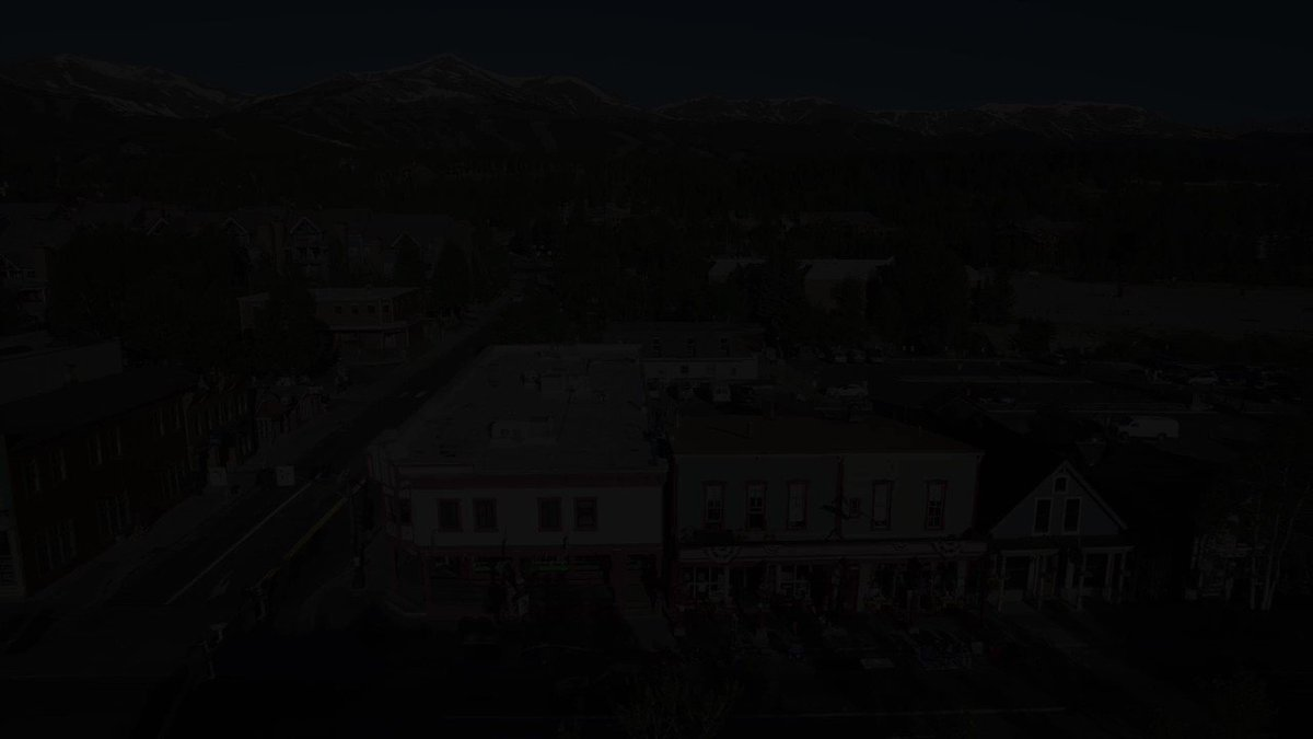 Be Kind and Wear a Mask: A PSA from the Town of Breck.