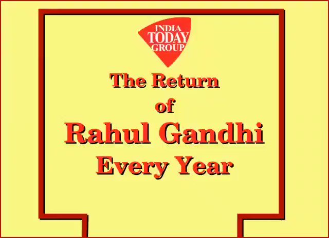 This is hilarious! Do watch. The Return Of @RahulGandhi