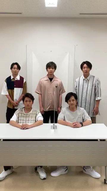 "⛱️嵐のニュー・シングル ""IN THE SUMMER""☀️  本日リリース⛵️🌊  Available now on...Deezer!  ▶️   #ARASHISUMMER #INTHESUMMER #嵐 #ARASHI #嵐2020  @arashi5official"