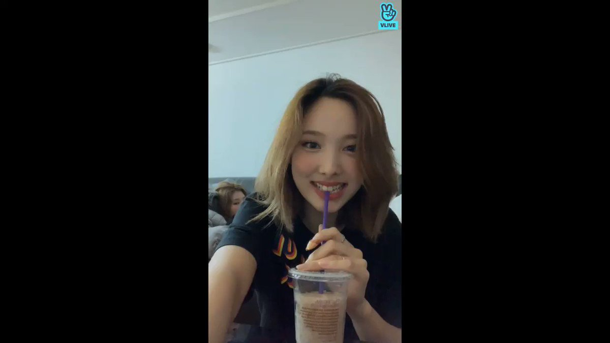 Nayeon says they've given a lot of spoilers for the concert already. There's a lot of title tracks this time. NY says the new dance choreos they learned are confusing while existing choreos are also confusing, while spoiling some of the choreos 😆