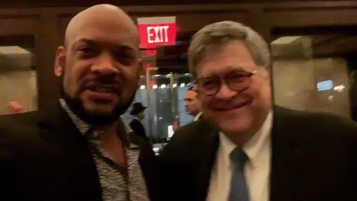 Thank you AG Barr for showing America what true class looks like!   RT if you agree!!!