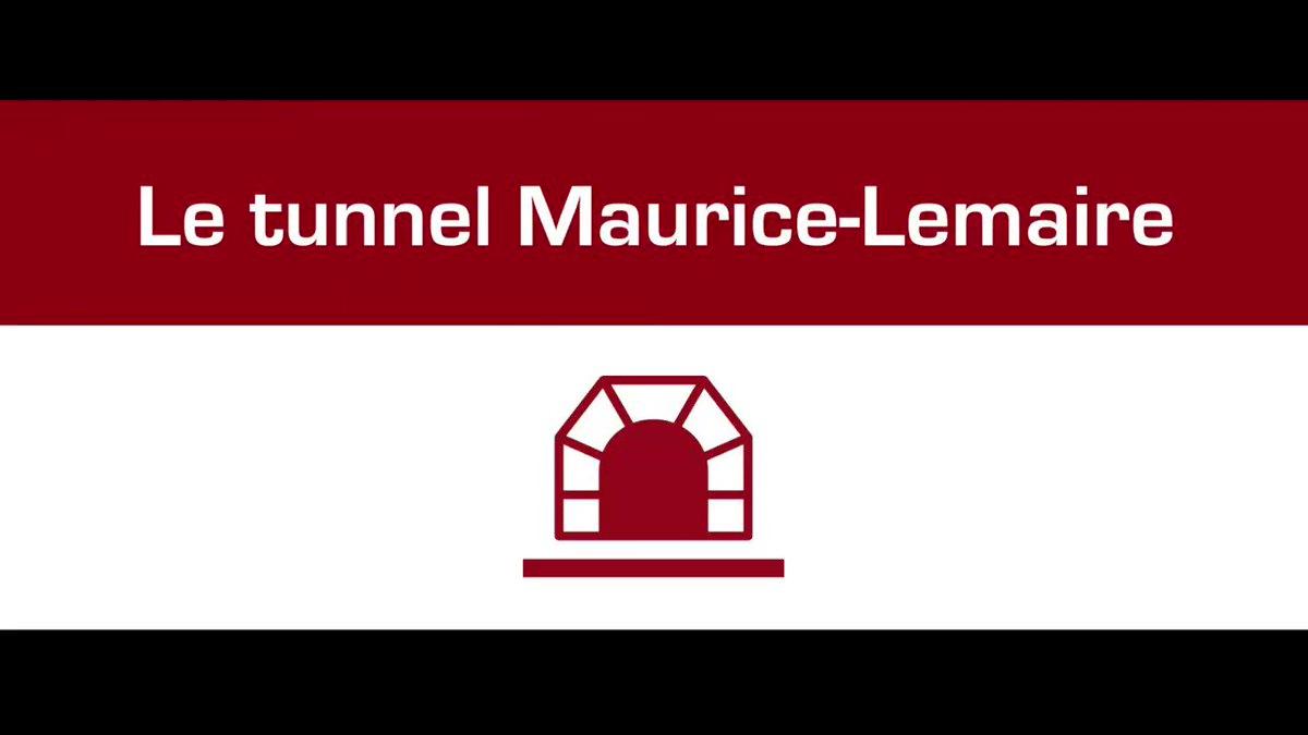 Retour au #Tunnel Maurice-Lemaire !   Dans l'épisode 4, nous partons à la rencontre du personnel d'intervention présent 24h/24 et 7j /7.   Spécialisés dans les opérations en milieux confinés, ils disposent d'équipements impressionnants 🚒