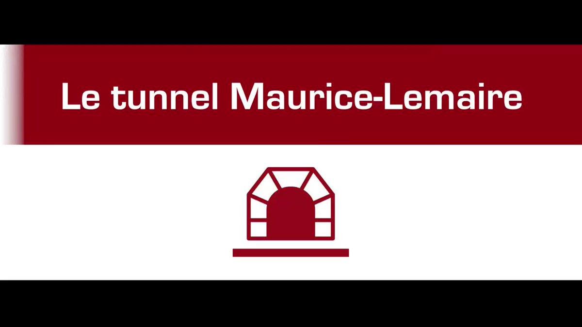 Dernier épisode de notre semaine consacrée au #Tunnel Maurice-Lemaire !   Pourquoi des fermetures nocturnes mensuelles ?  Que fait-on ?  🚧🛠️  La réponse ici ⬇️