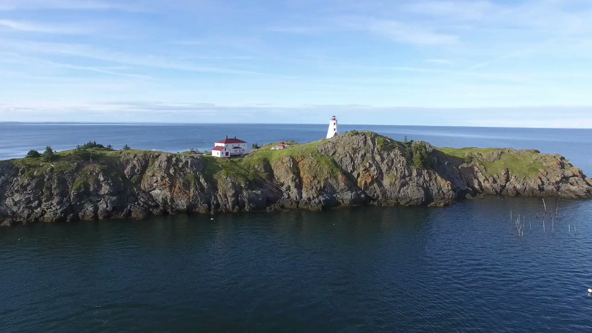Have you been to Swallow Tail Lighthouse yet. This is the 160 Anniversary this summer. Come play on our island and discover what you have been missing. @DestinationNB @GmTourism @weathernetwork @MurphTWN @StormHour @retweet_weather @NateTWN @infoamfred @ShiftNB @Onemainstreet