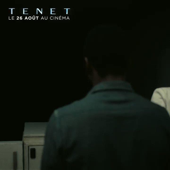 Dépassez les frontières de votre perception.  #TENET, réalisé par Christopher Nolan, le 26 août au cinéma.