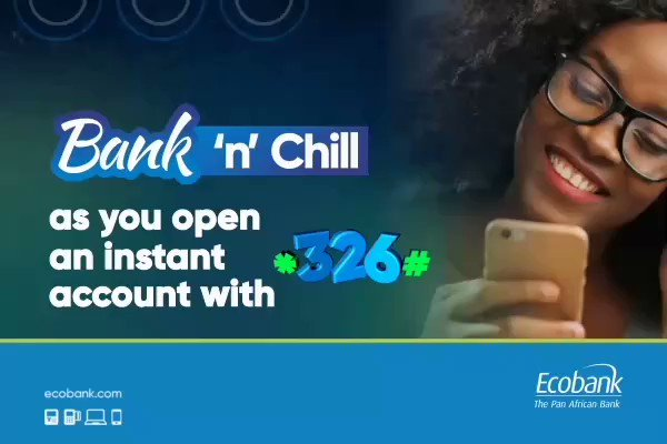 Banking is fun with Ecobank Digital!  There is something to address any of your financial needs, within our range of digital solutions.  What are you waiting for? Make the switch to Ecobank Digital today!  #BanknChillWithEcobankDigital #StaySafeNigeria #StaySafe