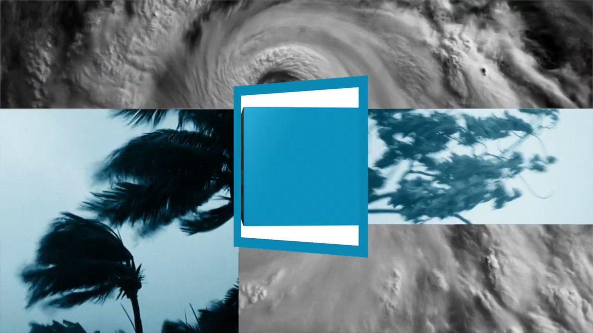 Are you prepared for the storm? 🌀  Don't wait, get prepared now, and heed the warnings of your local officials ⚠️ .