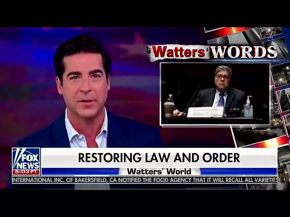 .@JesseBWatters says @JoeBiden Doesn't even have a base. It's all borrowed Bernie Bros and Trump haters.