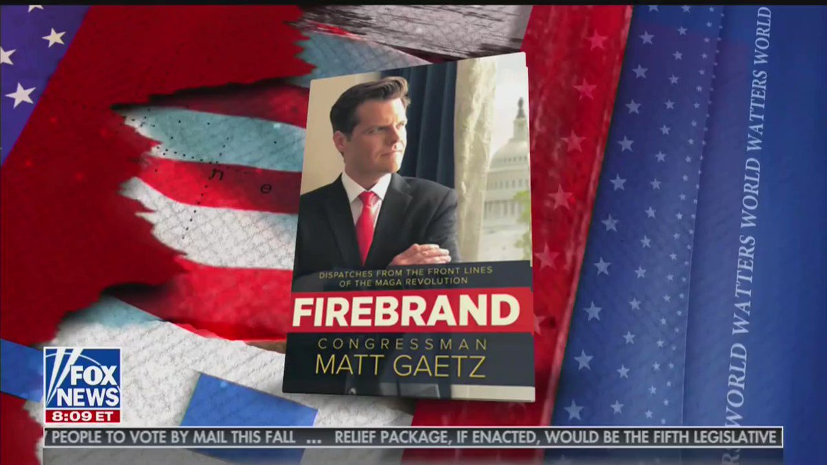 "Rep. @MattGaetz: ""Deep inside the heart of every Silicon Valley Woketopian may be the heart of an Online Tyrant."""