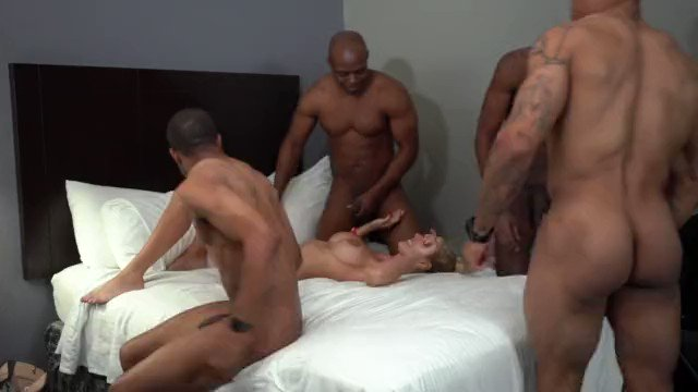 Sold! AVN BBC GANGBANG is selling like crazy: