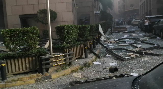 Please pray for those affected. #Beirut