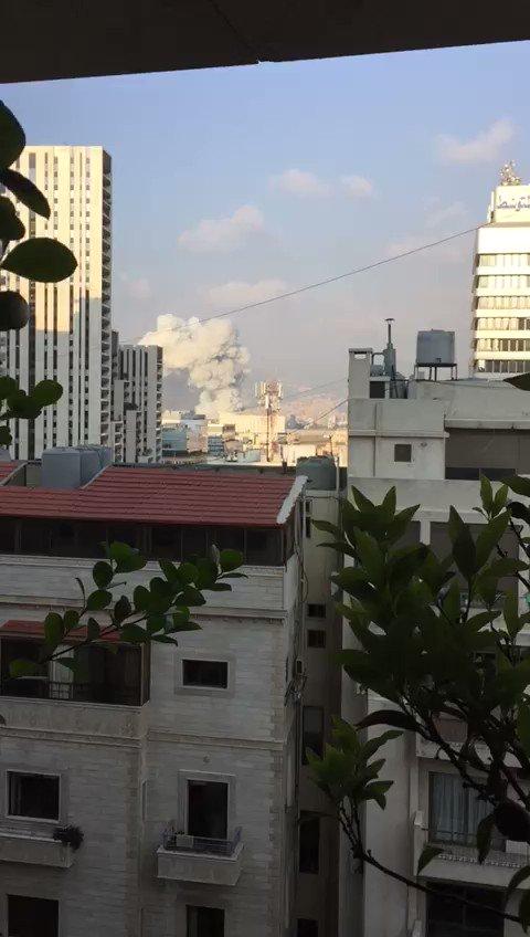 Pray for  #Beirut 💔