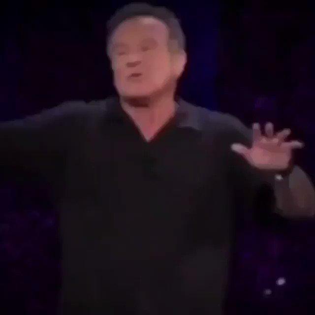 """Robin Williams on """"Ramblin' Joe Biden"""" 😂"""