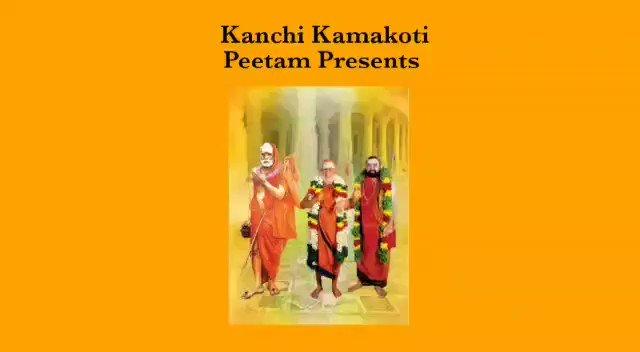 "Dr.@Swamy39 Ji will Deliver a Lecture on  ""THE DIVINE LINK - Kanchi & Ayodhya""  Followed by Augraha Bhashanam by HH Sri Sankara Vijayenddra Saraswathi Swamigal of @KanchiMatham  LIVE Today Wednesday 5th August @ 6:30 pm IST on @vhsindia YouTube Channel  @jagdishshetty @vhsindia"