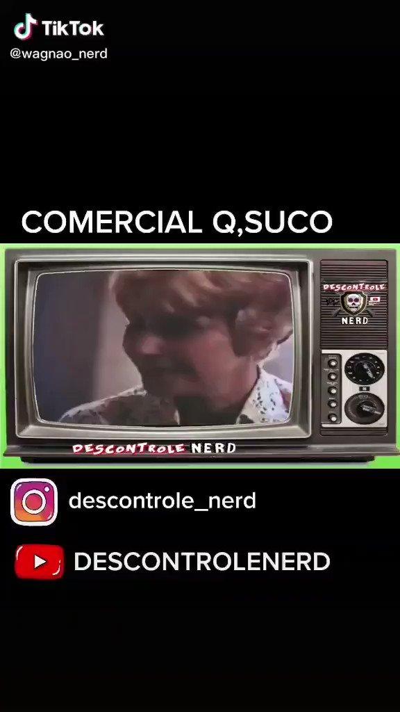 Comercial Q,SUCO.  #descontrole_nerd #megaman #Desenhos #sbt #tv #nostalgia #retro  #infancia #game #nerd #Geek #anos80 #anos90 #comercial