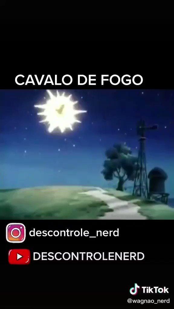 Abertura do desenho  CAVALO DE FOGO.  #descontrole_nerd #megaman #Desenhos #sbt #tv #nostalgia #retro  #infancia #game #nerd #Geek #anos80 #anos90 #CAVALODEFOGO