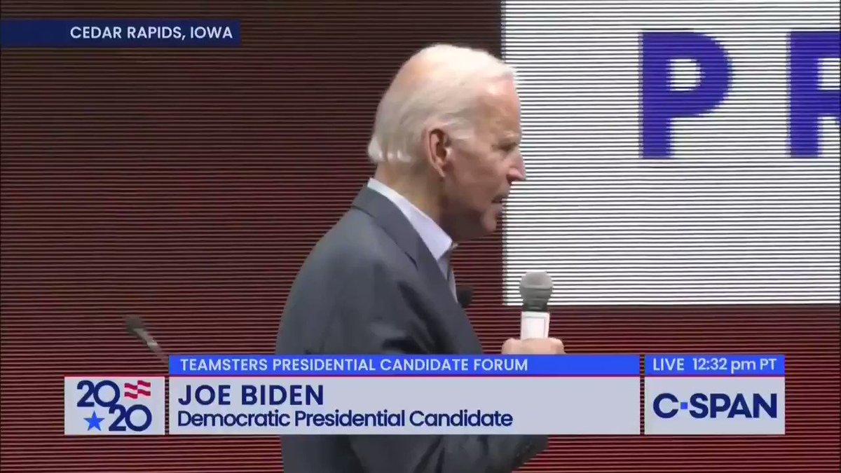 Anybody speak Biden?