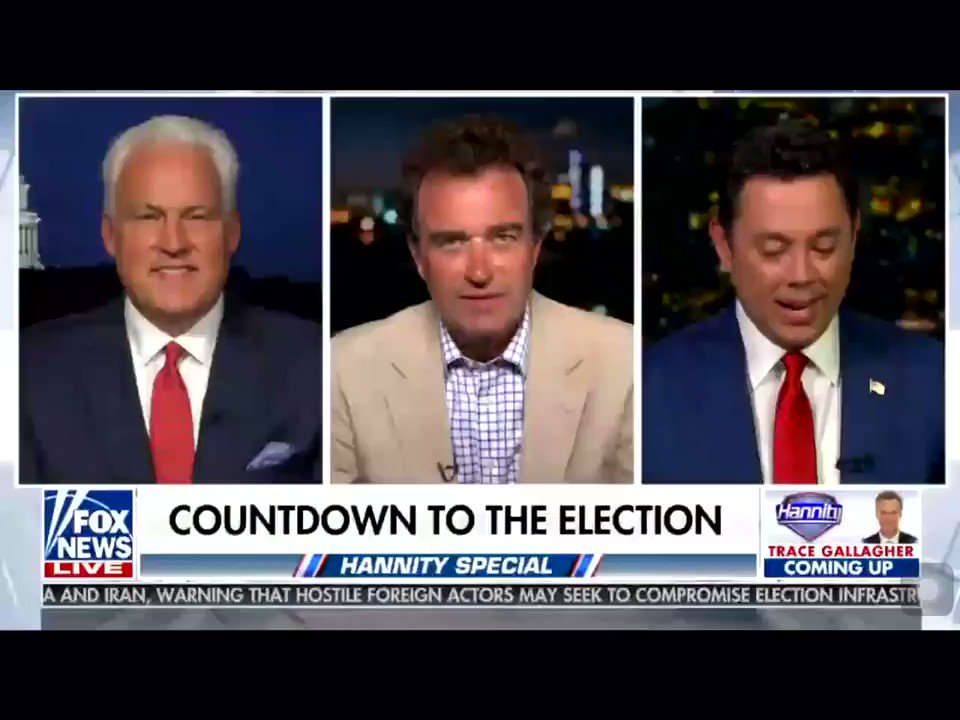 .@mschlapp says @JoeBiden can't read the answers from the Teleprompter. He's not up to the Challenges we face. The Democrats are so dishonest they think they can lie about Joe Biden being able to do the job.