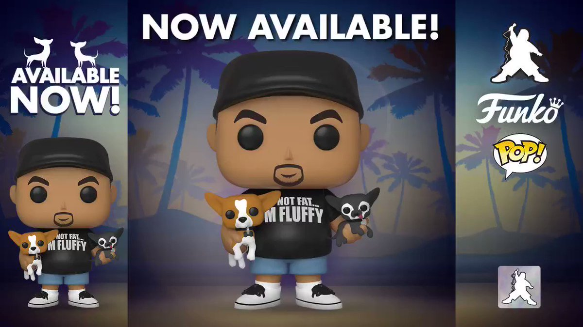 Shout out to all my fans especially the ones tweeting. U still have #FluffyFunkoPOP trending at #2. Thank you for making my POP figure trend over and over . Hey @OriginalFunko my fans want a chase figure 😁 #FluffyChase
