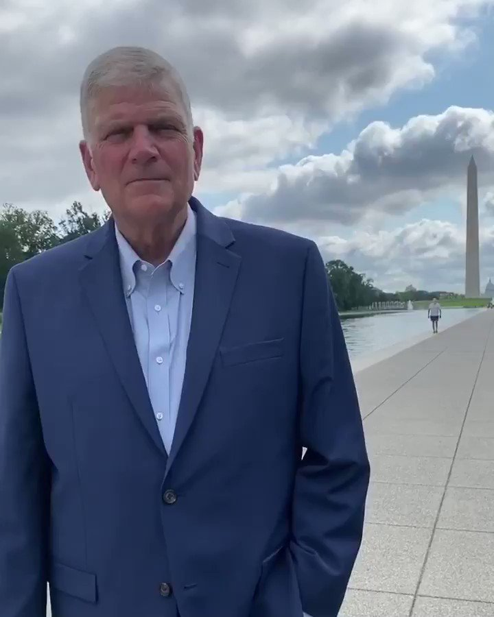 I'm announcing today that on Sept. 26, I'm going to be in our nation's capital to pray—& I hope thousands of families, pastors, & churches will join me! Our nation is in trouble, & we need God's help. Make plans now to come for #PrayerMarch2020. For more: