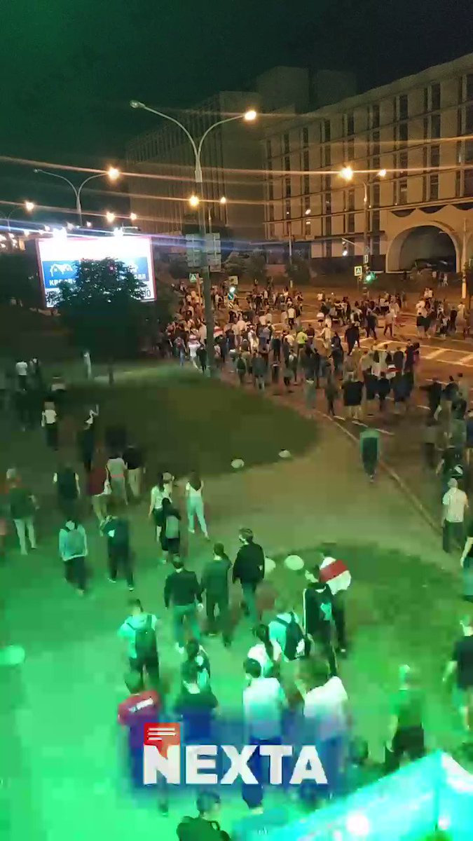 🇧🇾 | AHORA: Minsk, Bielorrusia: