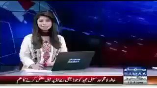 If you wonder why nobody takes Pakistan seriously, watch their national news and understand the reason clearly.  #DumbPakistan