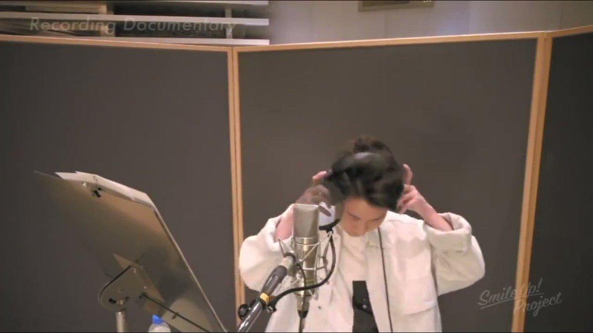 Sakurai sho, smile recording ❤️