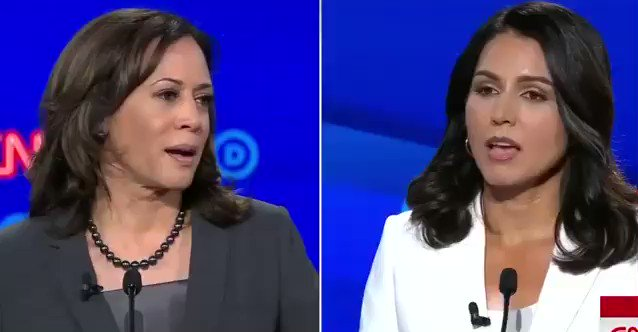 Remeber when Tulsi destroyed Kamala Harris?
