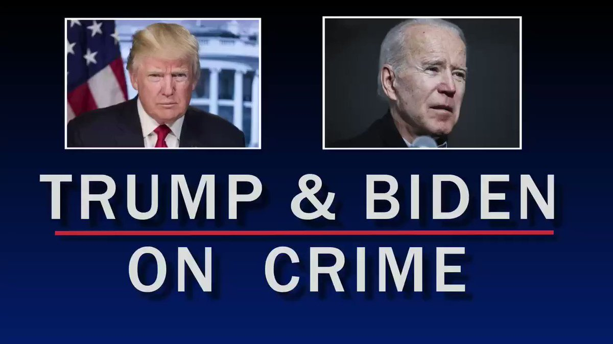 Joe Biden Democrats are dangerous for America. 2020 will be a choice between life and death.  Every American needs to see this.