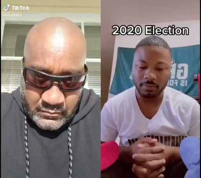 Trump 2020 for the win! 👊🏼🇺🇸👊🏼