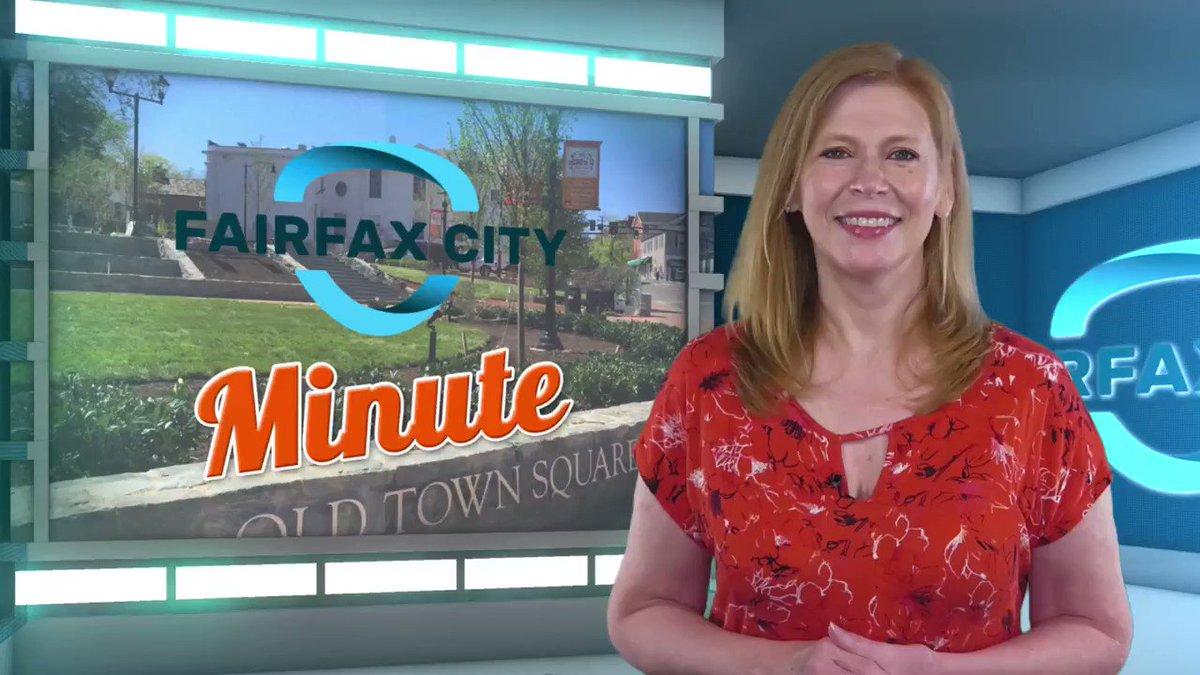 Fairfax City Minute - August 13, 2020 FCTC presents