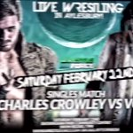 @CrowleyCarnival  made a great 1st impression on his WrestleForce debut against the champion: Voodoo https://t.co/G9F9ZO1pHX