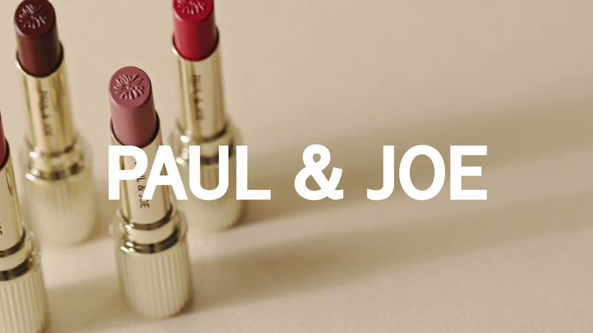 PAUL&JOEの9月12日のツイッター画像