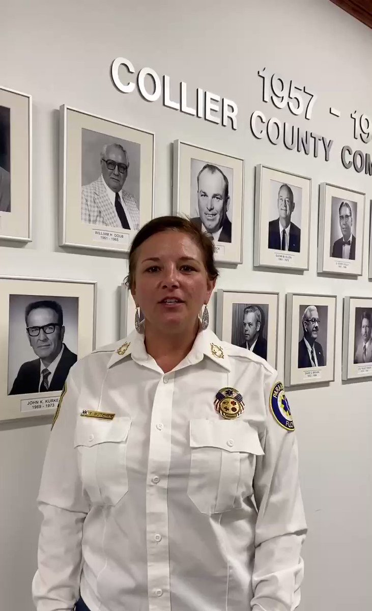 EMS Chief, Tabatha Butcher urges you to complete the 2020 Census.