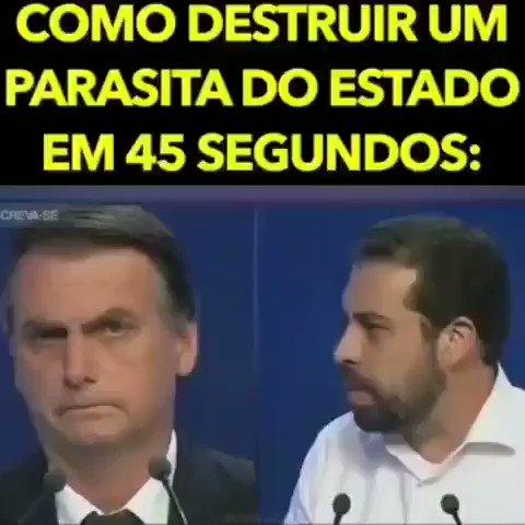 A máscara caiu! 64% dos eleitores de SP não votariam de jeito nenhum em alguém apoiado por Bolsonaro.
