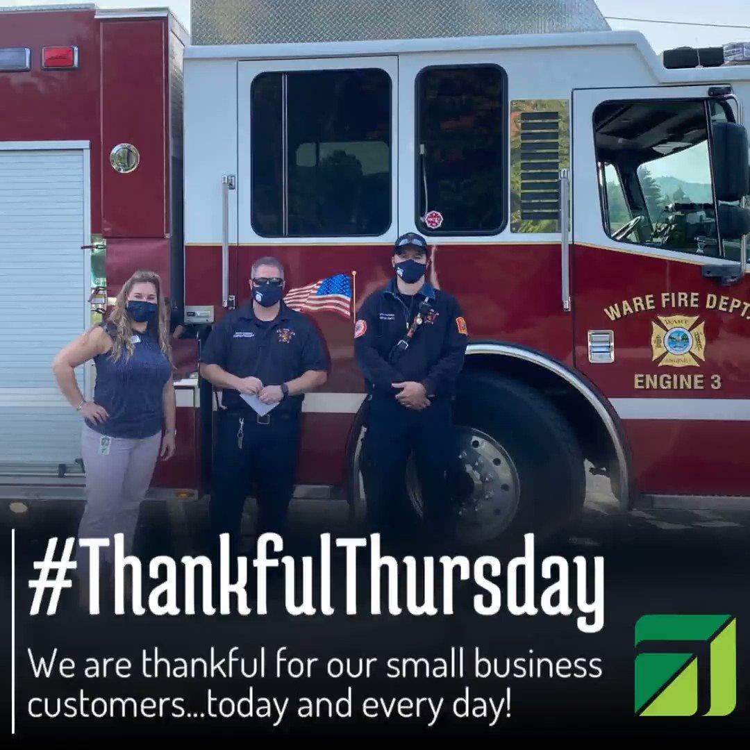 RT @Country_Bank: #ThankfulThursday #SmallBizWeek #SmallBusiness