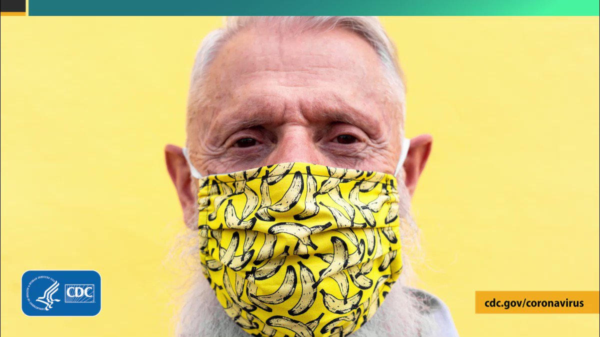 Wondering when to use a mask? Wear a mask when you are in a public setting, especially when it is difficult stay 6 feet away from others not living in your household. Learn more at   #WearAMask #TakeResponsibility #Loveyourneighbor