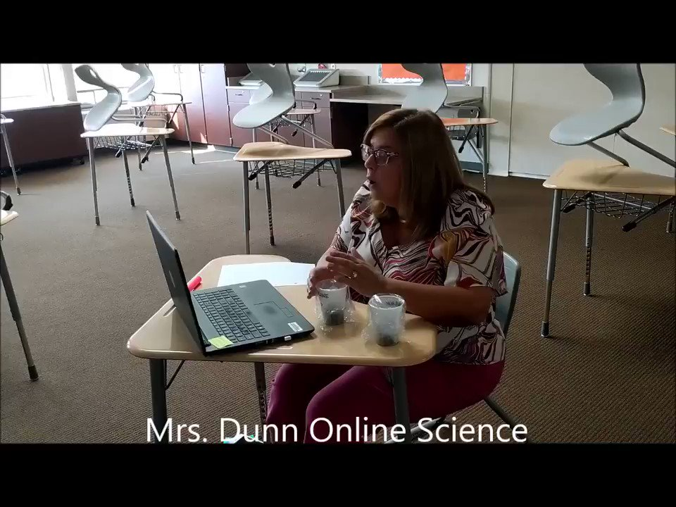 Online learning is fun with Mrs. Dunn @portclintonms grade 6 Science  🍅🌱🙂 @Pcsupt