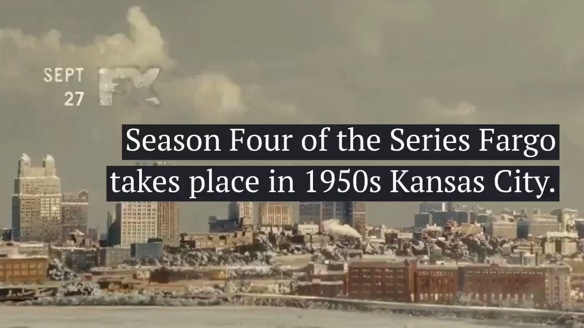 The 4th season of @FargoFX takes place in 1950s #KansasCity. Our Missouri Valley Collections librarians provided research for the series, and have a newly digitized Organized Crime File Collection just in time for Fargo's premiere this weekend.  #kcHistory