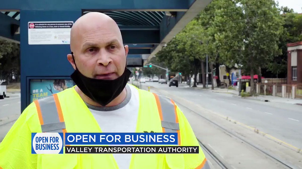 From Ticket Vending Machine buttons to benches, VTA employees are regularly cleaning every surface you're likely to touch on our light rail platforms. We're doing all we can to help you—and us—feel comfortable riding transit. #helloVTA #nomasknoride https://bit.ly2QbdyZY