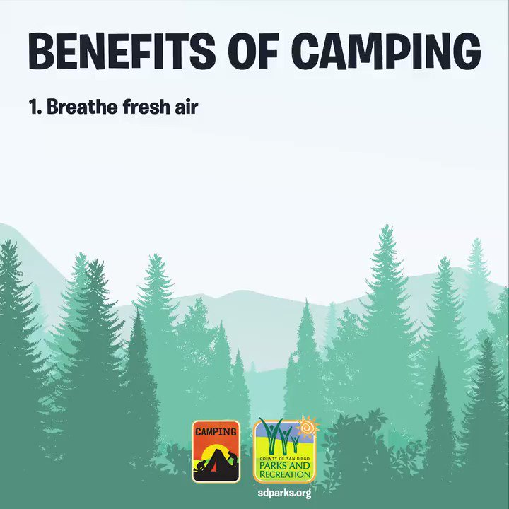 Need a reason to get out into the great outdoors? Here are eight benefits of camping! Book your next adventure here:
