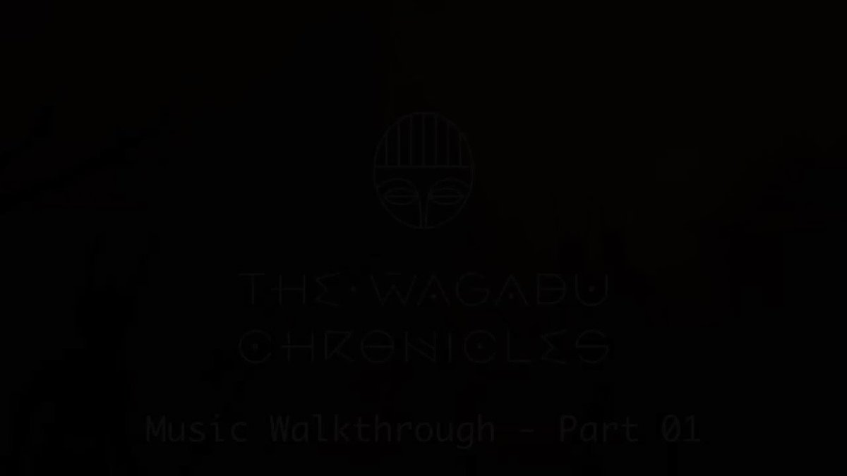 (1/3) #BehindTheScenes  of @WagaduChronicle. Our composer Markus of @AudioCreatures speaks about creating an iconic soundtrack that  combines classical African music instruments with traditional RPG tunes. #soundtrack #MMORPG #afrofantasy #multicultural #RPG #music