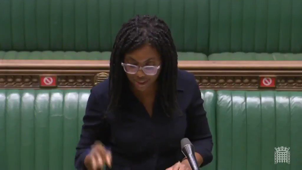 Meet Kemi Badenoc!  She's a British Conservative politician and has served as Member of Parliament.   Watch her as she shoots down critical race theory, BLM, and white privilege!