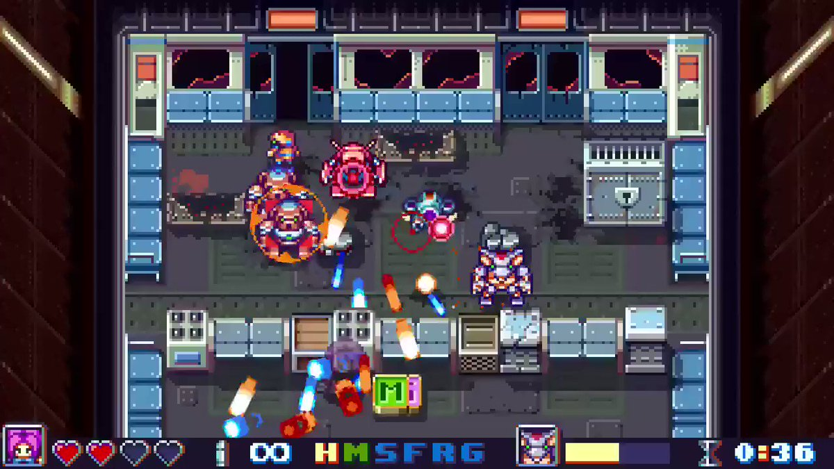 Just in case you forgot how much we love #BotVice from @DYAGames! One of the finest gallery #shmups out there!  🎙  🎥   #retro #retrogames #retrogaming #pixel #pixelart #16bit #snes #arcadegames #arcadegaming #indiegames #indiegaming