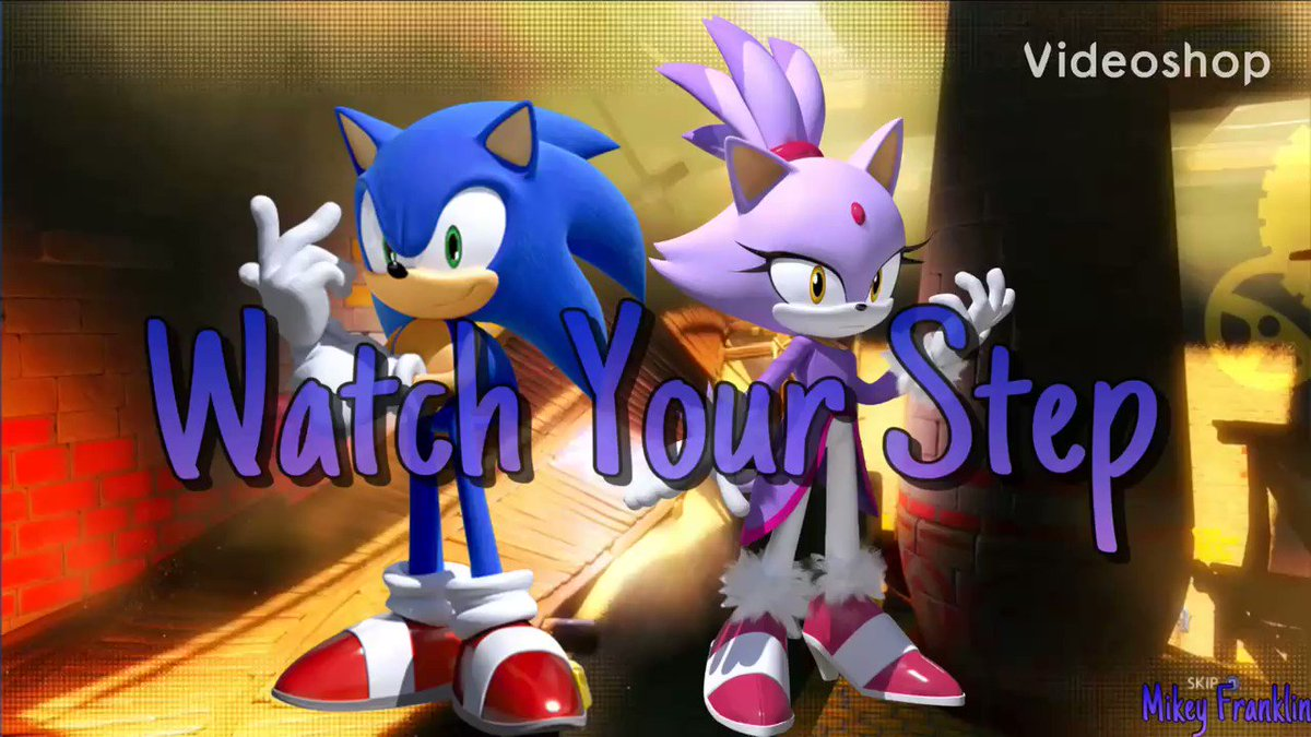 New #Sonic song dropping on #Halloween! Subscribe & check out:  Watch Your Step (Boo's House Original Lyrics)   #SonicTheHedgehog #games #Music #ArtistOnTwitter #31daysofHalloween #sonicfanart #SonicMovie #YouTube #TeamSonicRacing #PS5 #Xbox #Nintendo