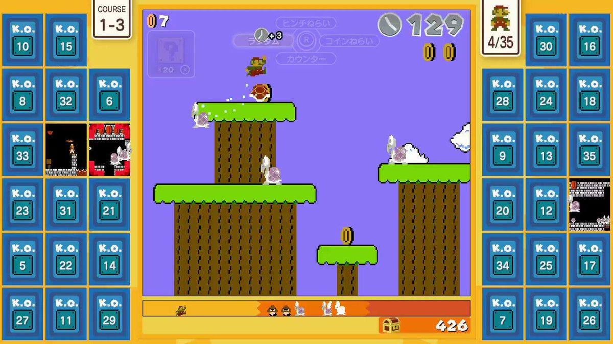 地獄すぎて笑った #SuperMarioBros35 #NintendoSwitchOnline #NintendoSwitch