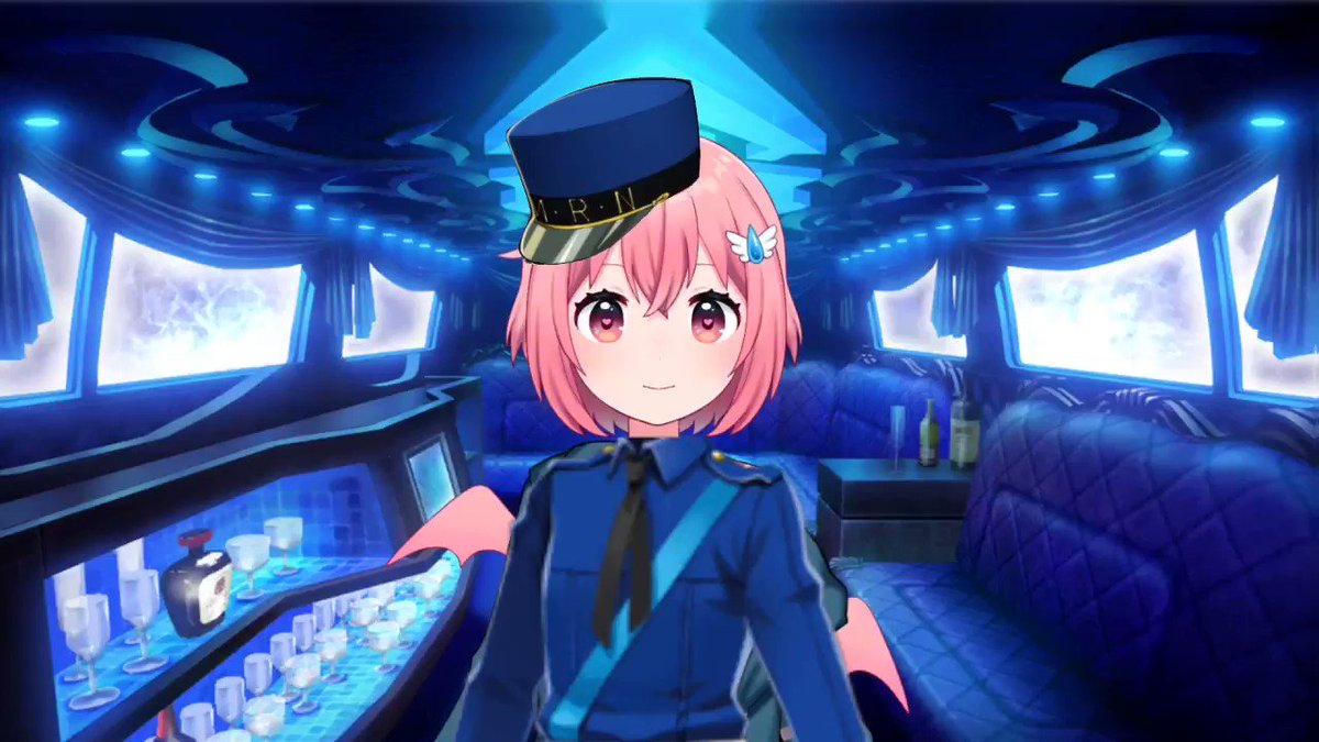 POV: You step into the Velvet Room but it's just Chii dayo