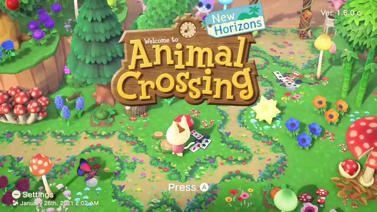- a walk to nooks   #AnimalCrossing #ACNH #NintendoSwitch