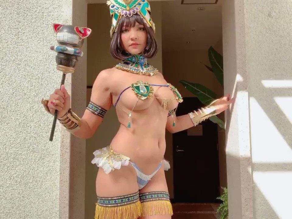 Queen Bikini Asia Model