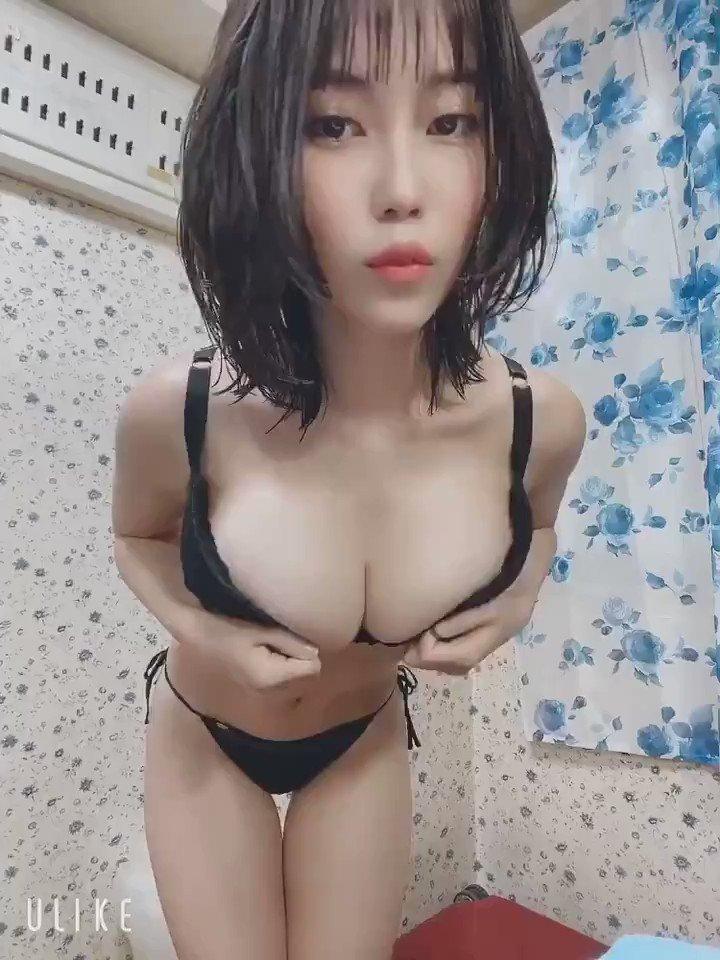 Beauty Girl Asia Lori Try on haul Bikini 06